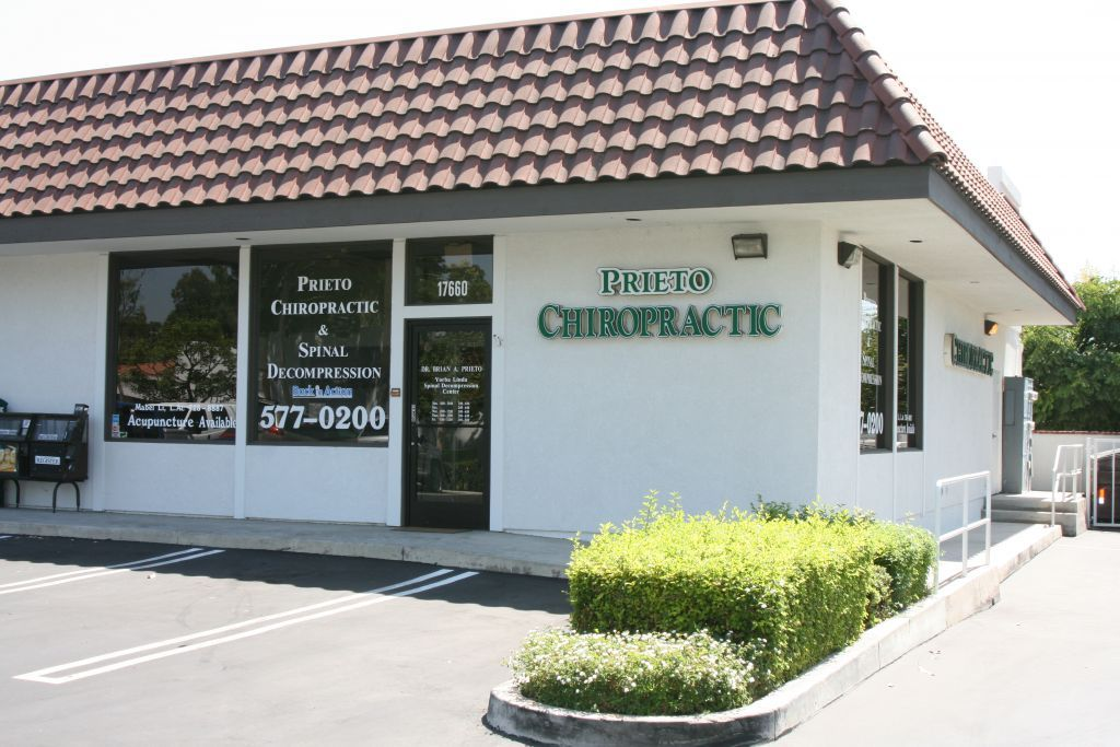 Outside of Prieto Chiropractic & Spinal Decompression Center